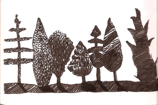 italian-trees