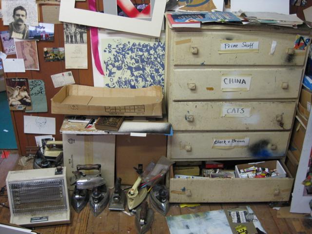 studio drawers