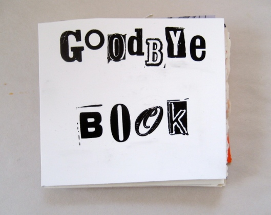 Good Bye Book
