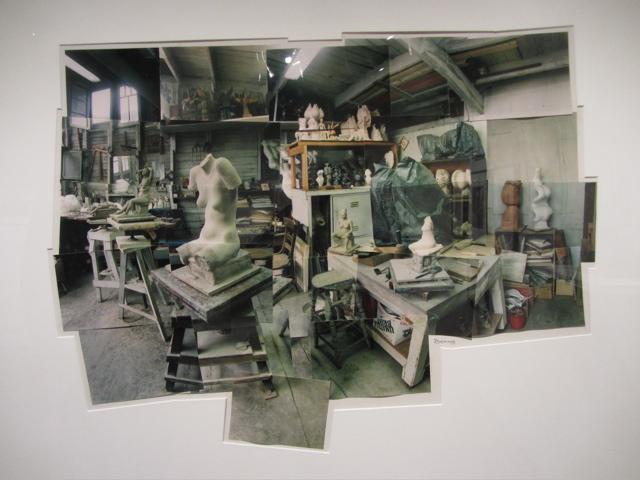 composite view of Izquierdo studio...