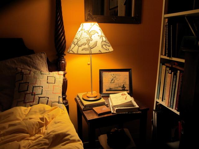 2 lamp finish