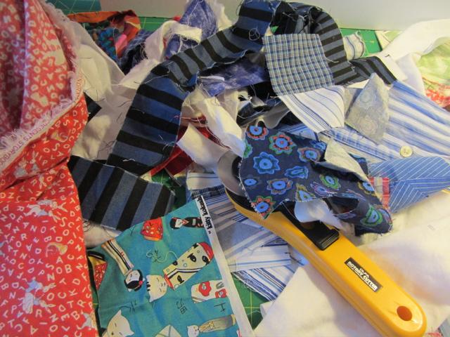 cloth chaos