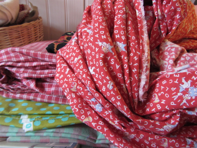 rabbit cloth
