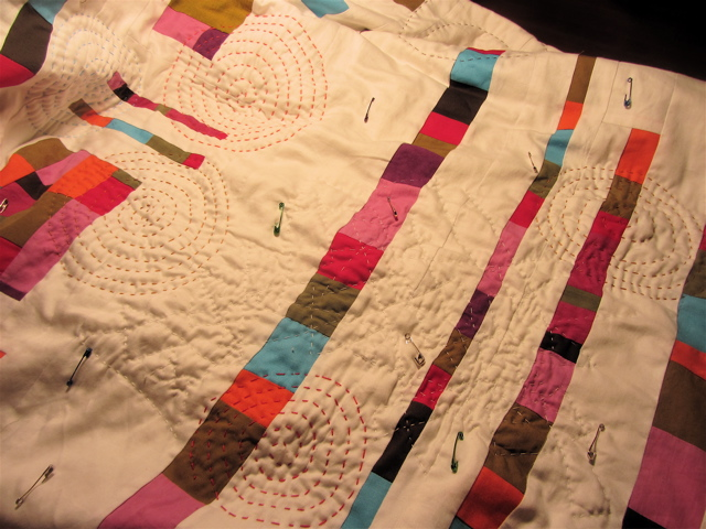 Mod quilting