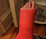 red cast