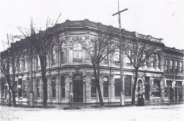 Bank bfore enlargement