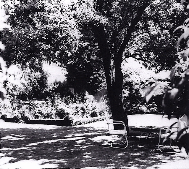 garden 1940's