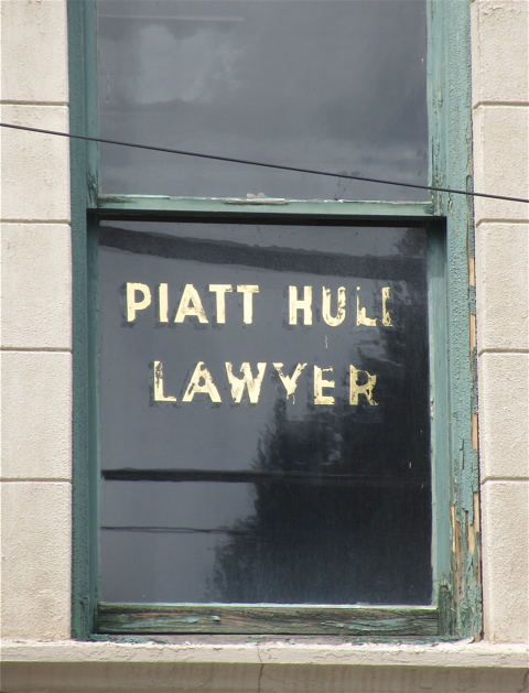 Piatt window