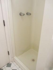 bathroom old shower
