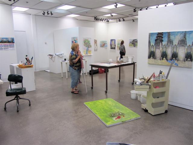 Corrie studio
