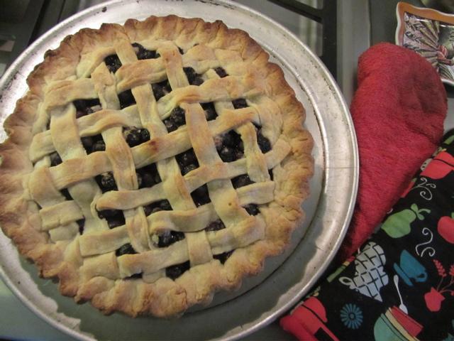 last pie