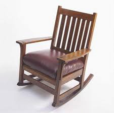 Stickley catalog chair