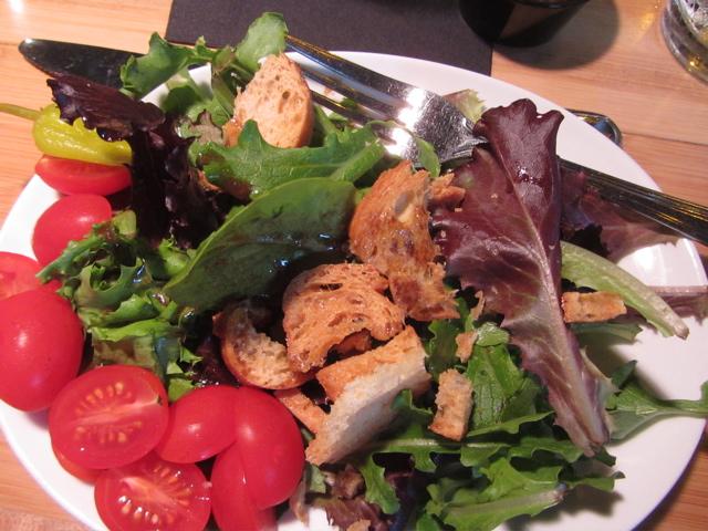 Alcyone salad