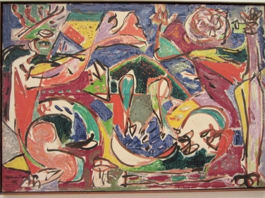 Chicago 3 41:Pollock