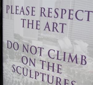 Chicago respect the art
