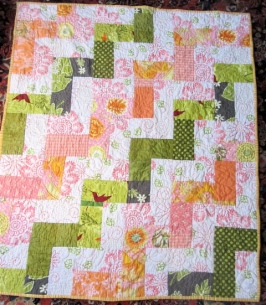 Grace's quilt