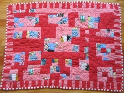 Hendrica's lost quilt