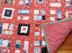Lennart's quilt