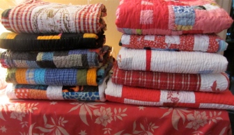 quilt stack