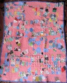 Violet's quilt