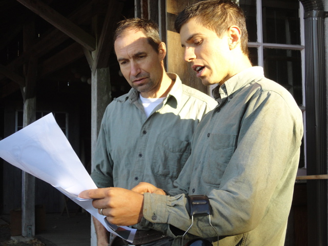 Ben Deumling and Martin