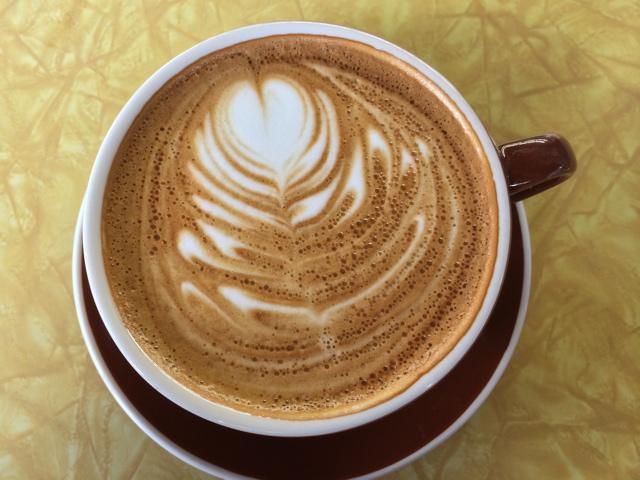 Torgue coffee