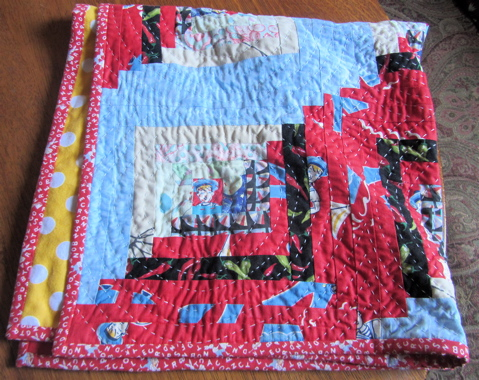 fiinished quilt