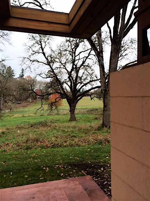 Gordon house view