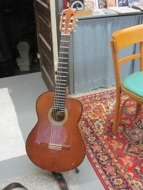 Jon's guitar