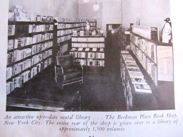 Beekman Place Bookshop