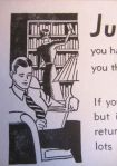G-guy reading