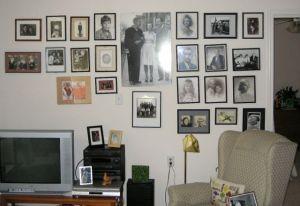 Mom's wall 3