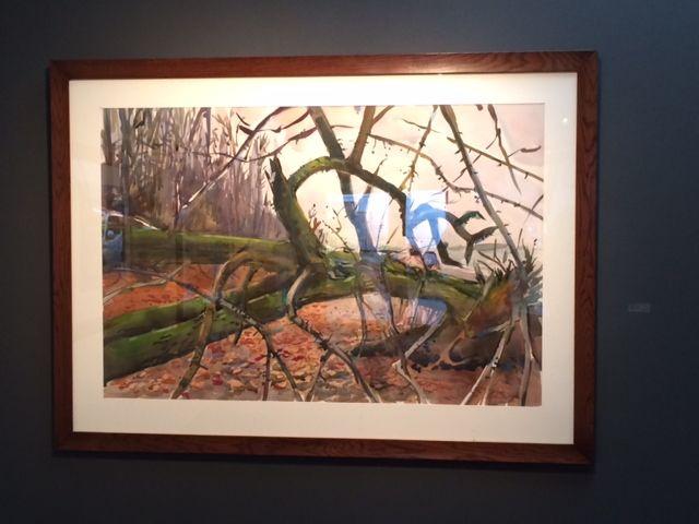 Henk big watercolor