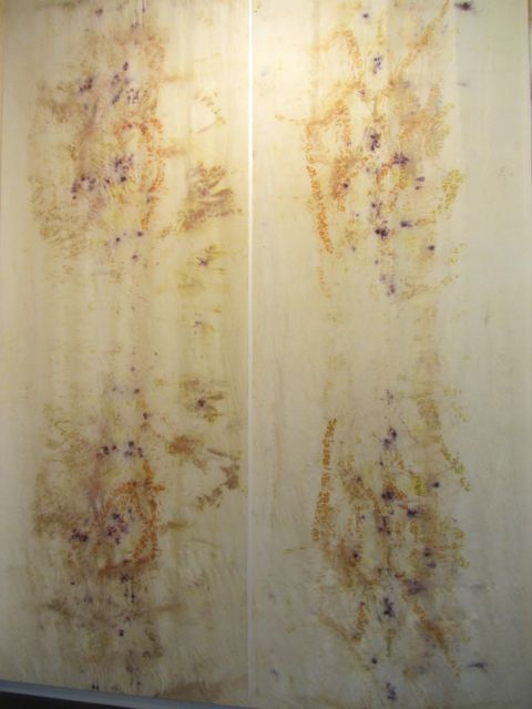 Lesperance- silk panels