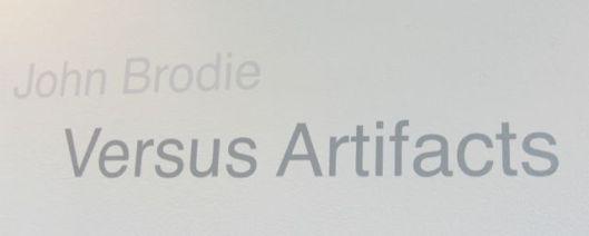 Versus Artifact title