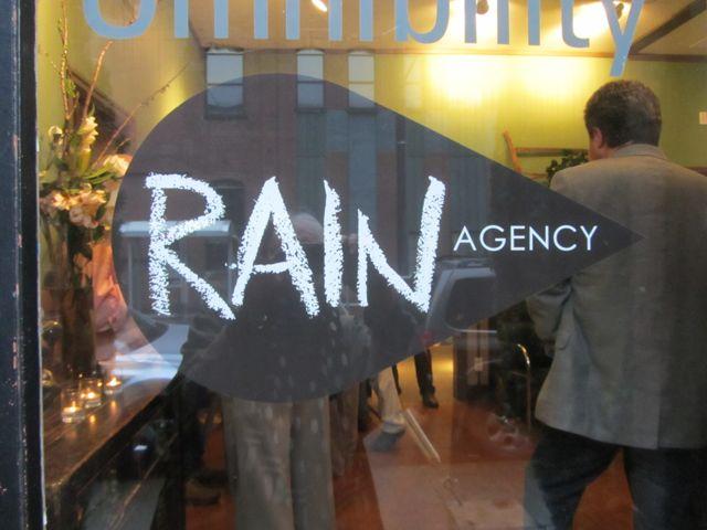 Rain the agency