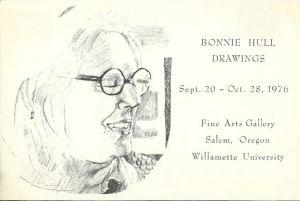 Bonnie Hull Drawings