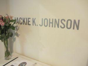 Jackie words