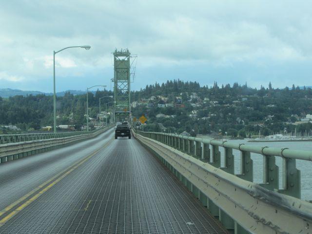 the horrible bridge
