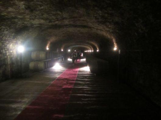 Monsanto cellar