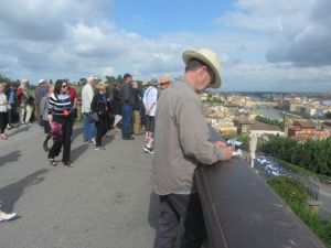 Rollie in Florence 1