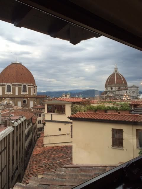 view from the Baglioni