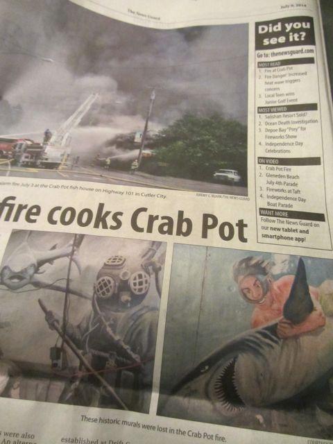 newspaper photos