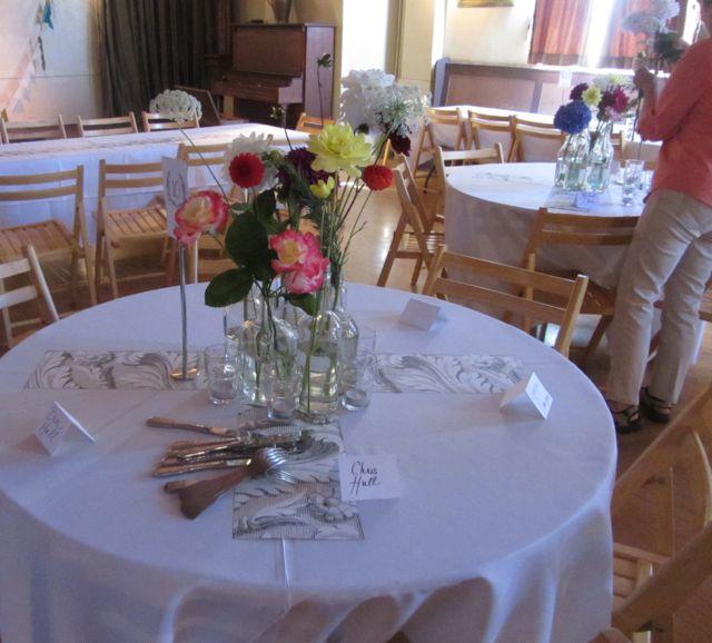 ing table