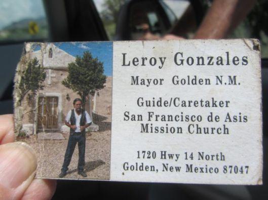 Leroy'sd card