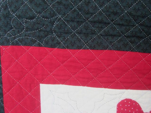B stitching