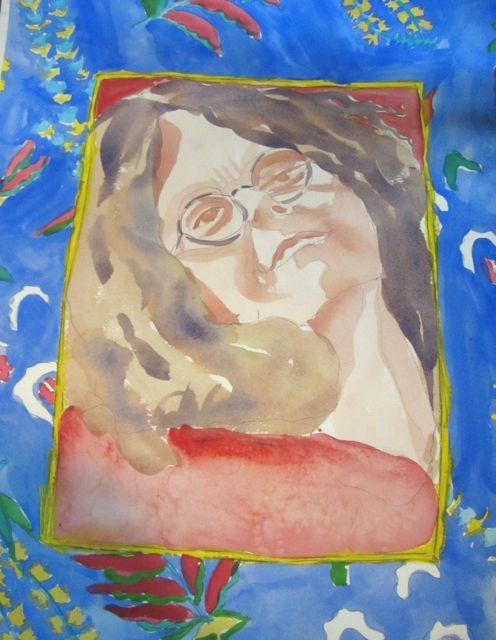 Audra watercolor