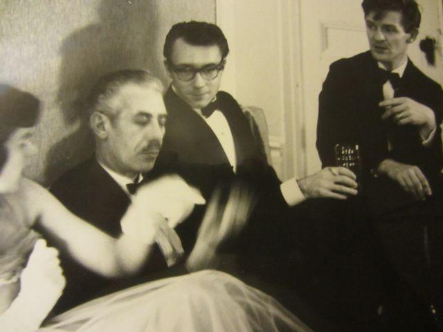 Doll, Louie, George, Milton