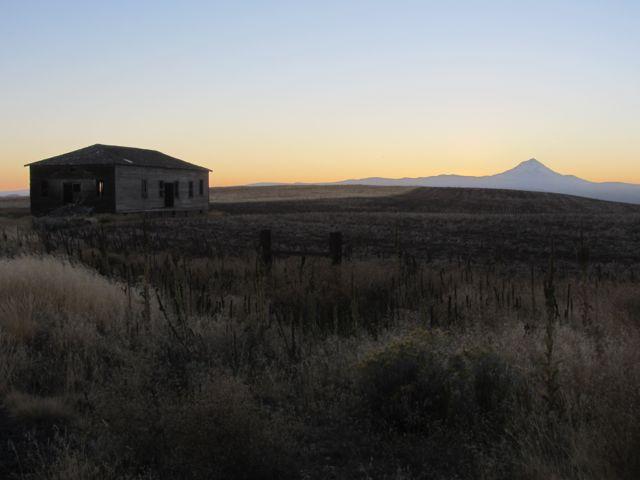 grange and Mt Hood