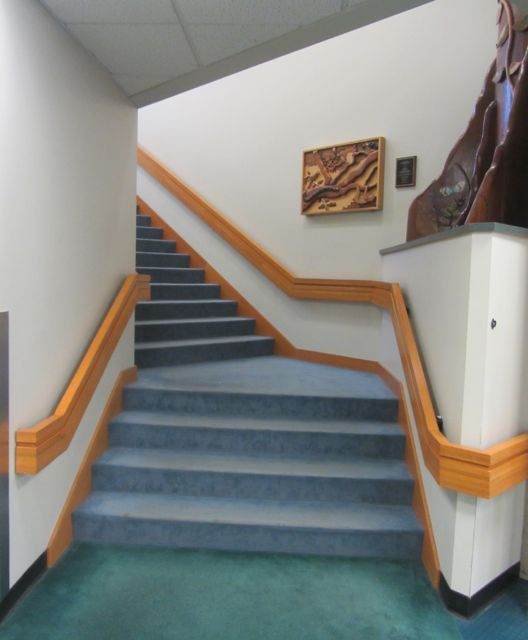 ground floor stair